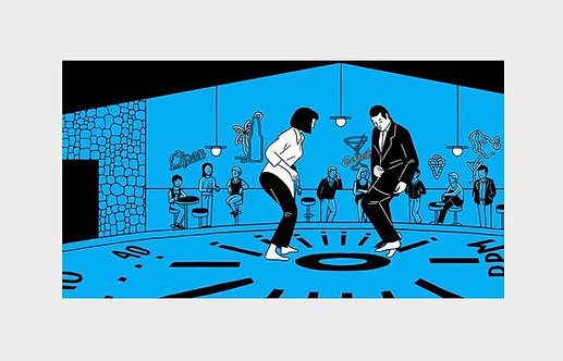 THE FLIP SIDE OF... PULP FICTION /ANGLAIS