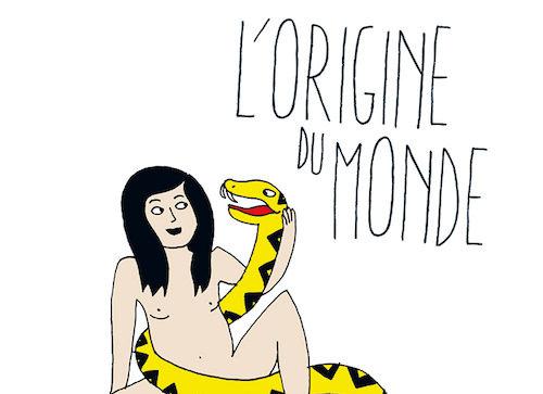 L' ORIGINE DU MONDE