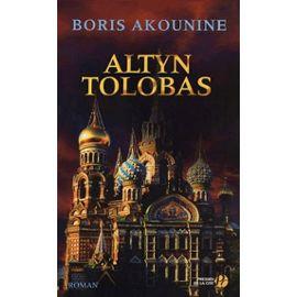 ALTYN TOLOBAS