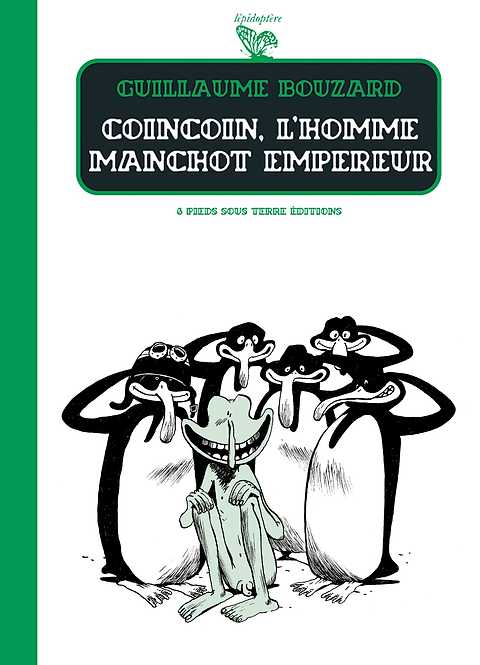 COINCOIN L'HOMME MANCHOT EMPEREUR