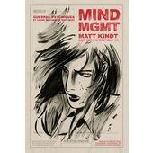 MIND MGMT RAPPORT D'OPERATION 1/3 - GUERRES PSYCHIQUES ET LE