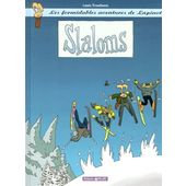LAPINOT (LES AVENTURES EXTRAOR - TOME 0 - SLALOMS