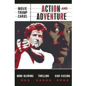 ACTION AND ADVENTURE MOVIE TRUMP CARDS /ANGLAIS
