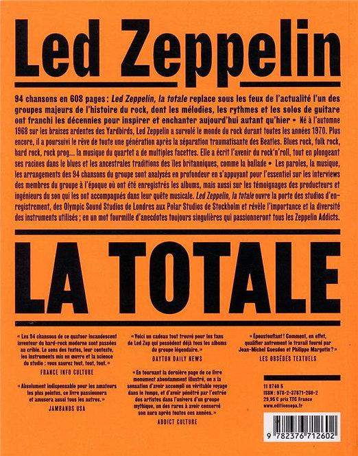 LED ZEPPELIN  LA TOTALE