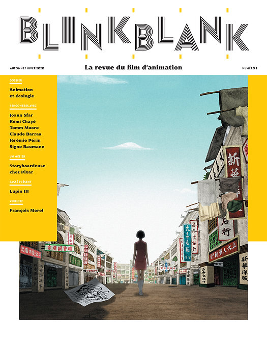BLINK BLANK # 2