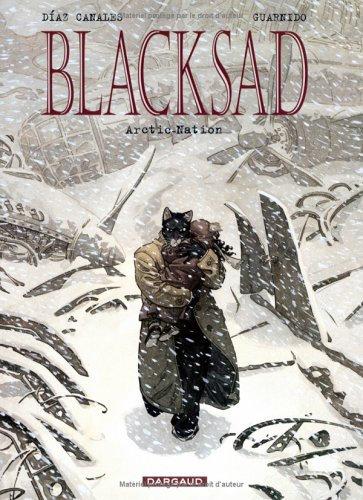 BLACKSAD - TOME 2 - ARCTIC-NATION
