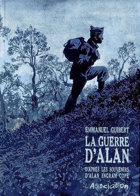 LA GUERRE D'ALAN - INTEGRALE