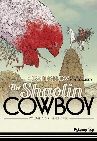 THE SHAOLIN COWBOY - VOL02 - BUFFET A VOLONTE 2