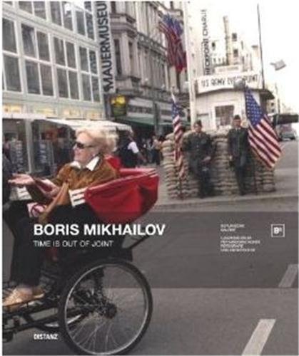 BORIS MIKHAILOV TIME IS OUT OF JOINT /ANGLAIS/ALLEMAND