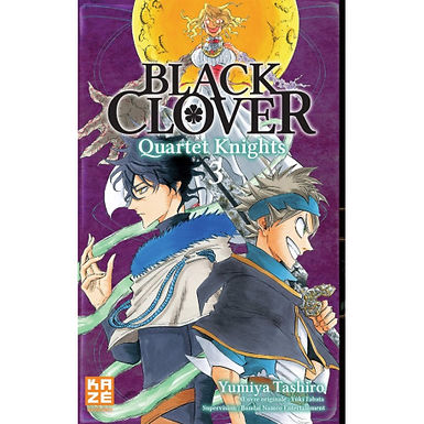 BLACK CLOVER - QUARTET KNIGHTS T03