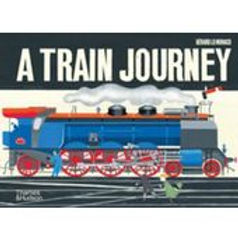 A TRAIN JOURNEY: A POP-UP HISTORY OF RAIL TRAVEL