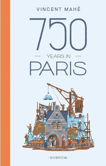 750 ANS A PARIS