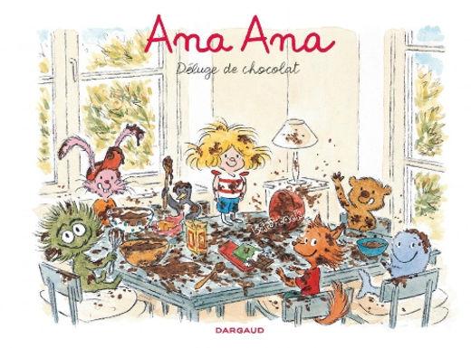 ANA ANA - T03 - ANA ANA - UNE VIREE A LA MER