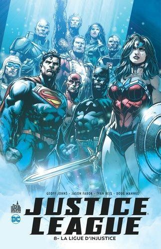 JUSTICE LEAGUE - TOME 8