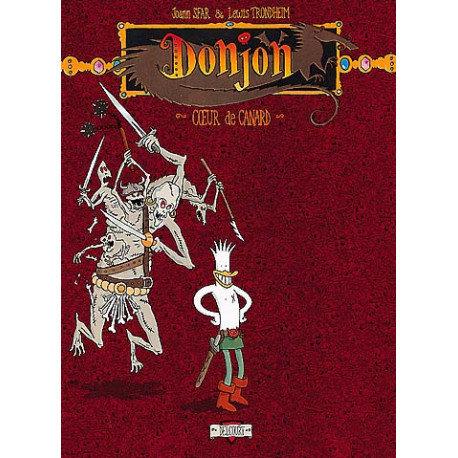 DONJON ZENITH T01 - COEUR DE CANARD
