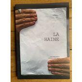 LA HAINE. FAC-SIMILE DU SCENARIO