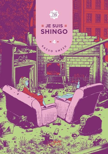 JE SUIS SHINGO  VOLUME 4