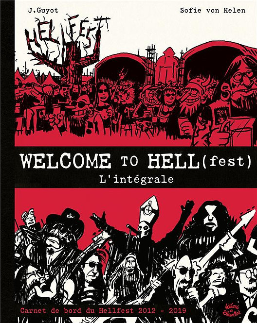 WELCOME TO HELLFEST - L'INTEGRALE