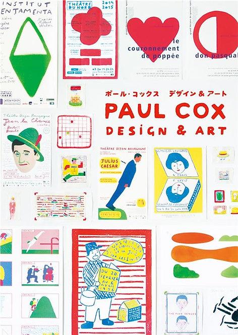 PAUL COX - DESIGN ET ART