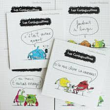 LES CONJUGOUILLONS - T09 - QU'ILS SE TAPASSENT L'INCRUSTE