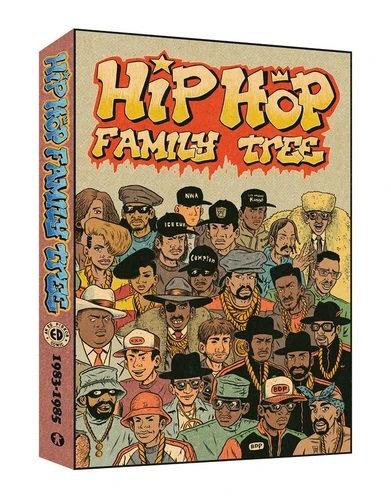 HIP HOP FAMILY TREE T4 1984-1985