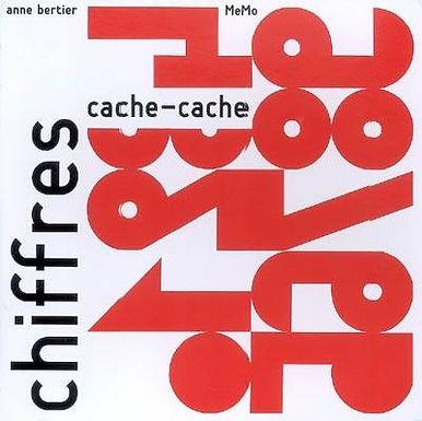 CHIFFRES CACHE-CACHE - COFFRET JEU