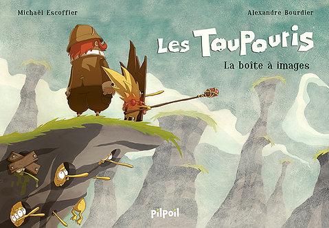 LES TOUPOURIS - LA BOITE A IMAGES