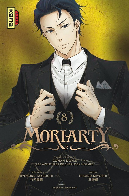 MORIARTY - TOME 8