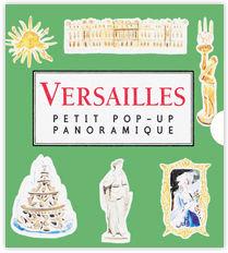VERSAILLES - PETIT POP-UP PANORAMIQUE