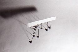 Pétanque table model