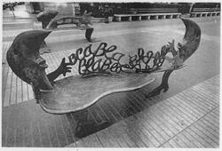 Blablablablabla bench
