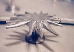 Jewelry display Carol Banhart series