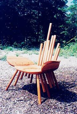 Amaganset armchair