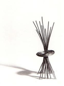 Bundle chair model
