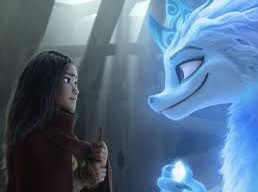 Crescita interiore con un cartone animato. Raya e l'ultimo drago.