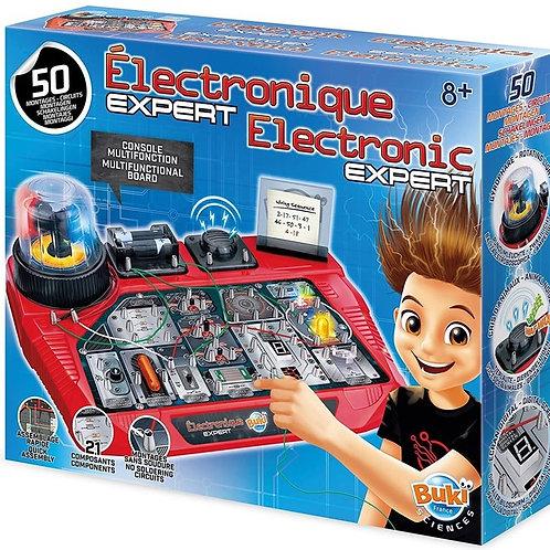 Buki Electronic Expert – ערכת אלקטרוניקה למתמחה