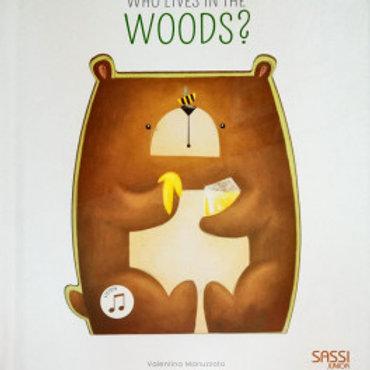 ספר צלילים - מי גר ביער?
