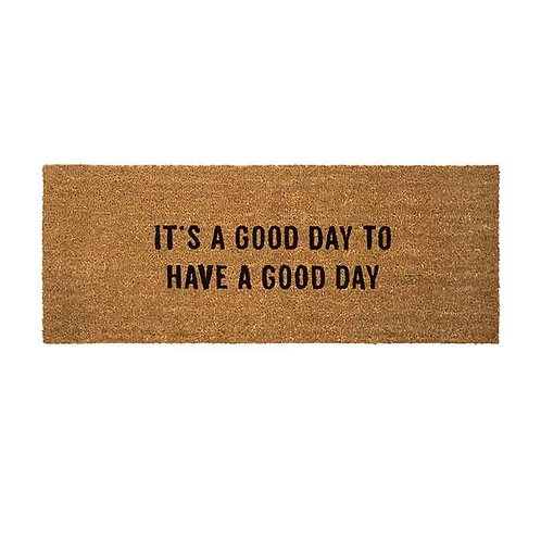 שטיח סף It's A Good Day To Have A Good Day