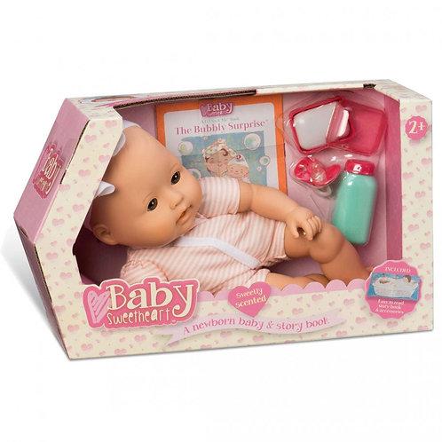 בובת תינוק - במקלחת