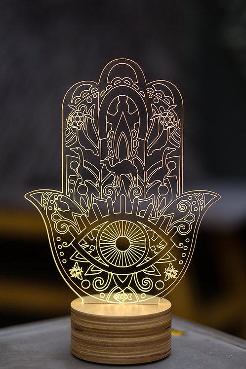 מנורת חמסה