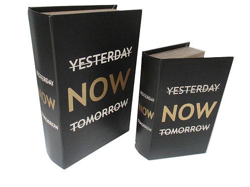 ספר קופסה NOW גדול