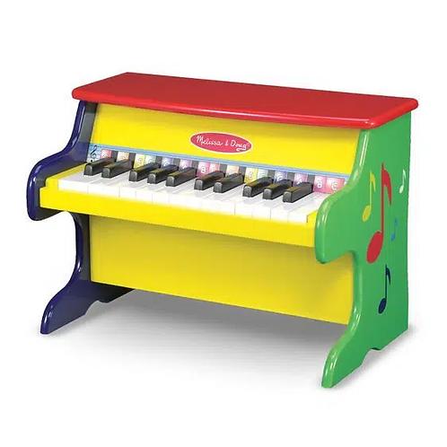 פסנתר ללימוד נגינה – מליסה ודאג