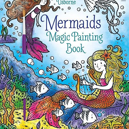 ספר צביעה בנות ים