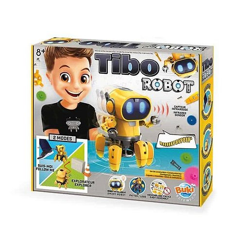 רובוט TIBO בוקי