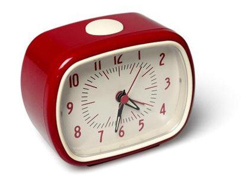 שעון מעורר אדום