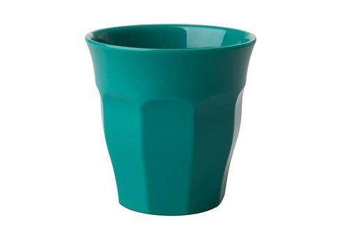 כוס גידי מלמין | ירוק כהה