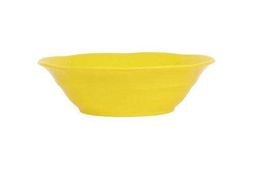 קערת מלמין למרק צהוב
