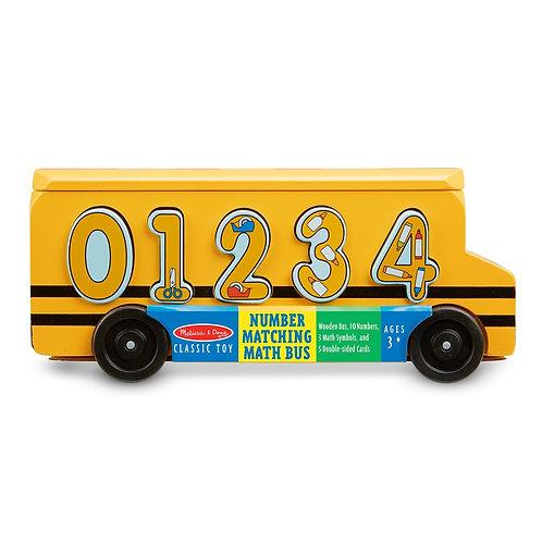 אוטובוס התאמת מספרים