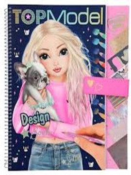 חוברת עיצוב בגדים TOPMODEL DESIGN