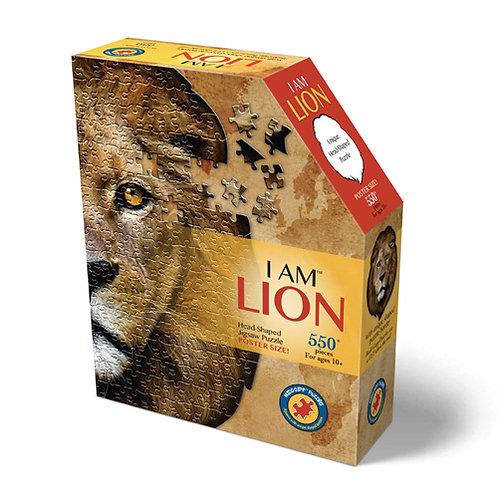 פאזל 550 חלקים –אריה